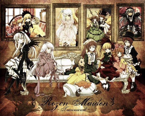::[Manga] Rozen Maiden :: 7324494