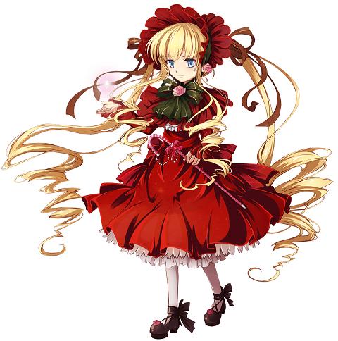 ::[Manga] Rozen Maiden :: 7324600