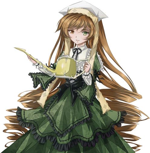 ::[Manga] Rozen Maiden :: 7324902