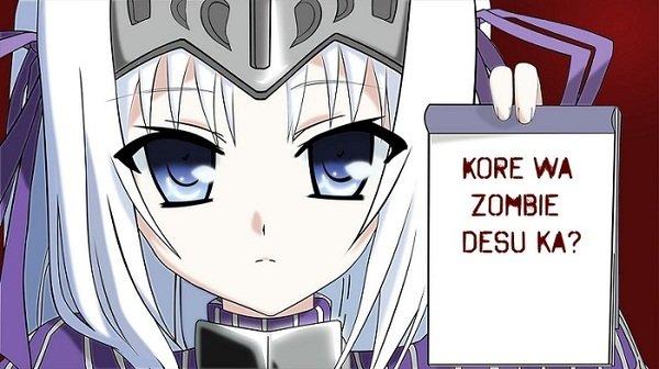 Kore Wa Zombie Desu Ka? 7345128