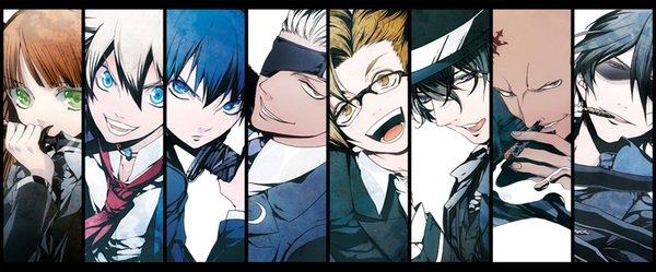 ::[Manga] Arcana Famiglia :: 7355250