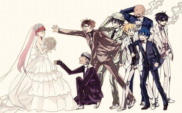 ::[Manga] Arcana Famiglia :: 7356326