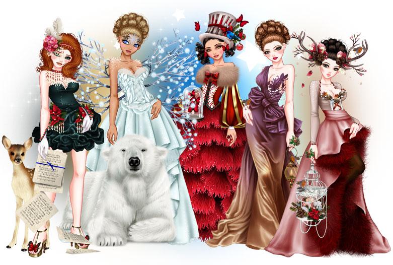 Fashion Girl Le Jeu