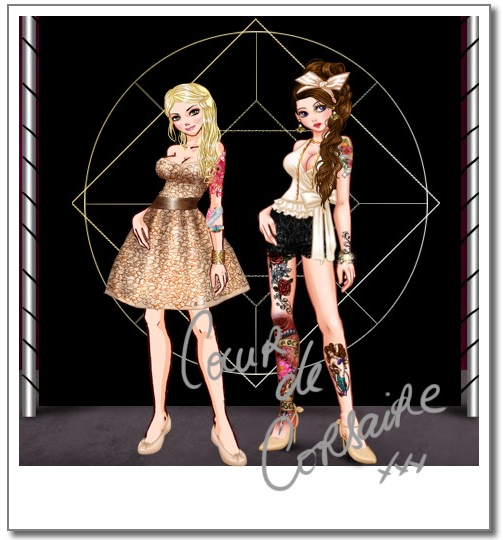 Forum Ma , jeu de mode ! Jeu de filles et jeu